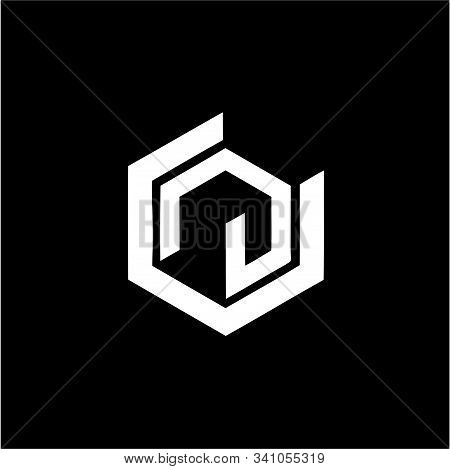 Simple Ce, Cg, Ec, Gc, Ne, Ng Initials Company Logo