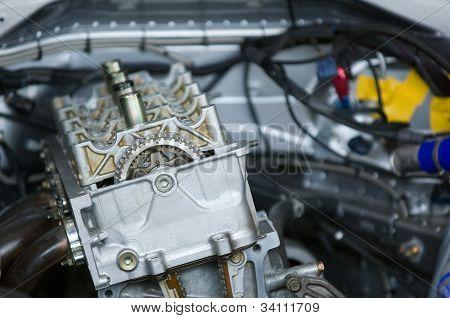 Dohc Engine