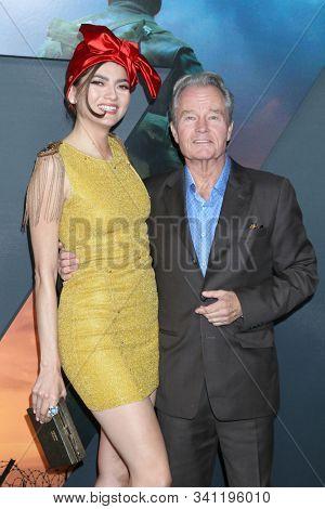 LOS ANGELES - DEC 18:  Blanca Blanco, John Savage at the