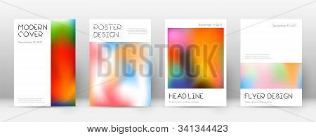 Flyer Layout. Minimal Flawless Template For Brochure, Annual Report, Magazine, Poster, Corporate Pre