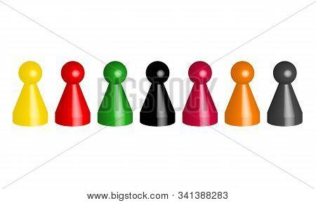 Ludo Board Game Coalition Opponent Ally Together Partner