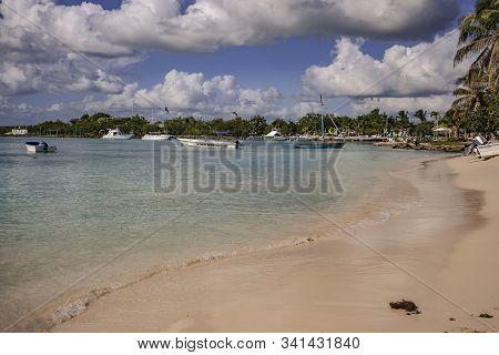 Bayahibe Lagoon And Touristic Port 8