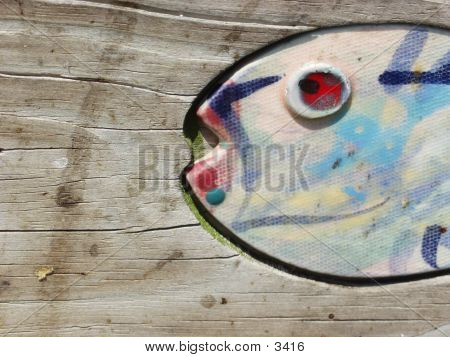 Rollie Pollie Fish Head