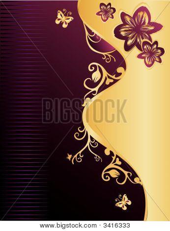 Floral Elegant Banner