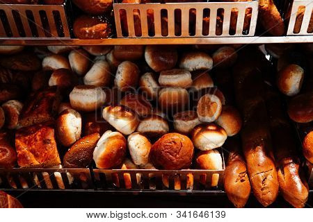 Confectionary Bread Bread Baking Cupcakes Bakery Kitchen