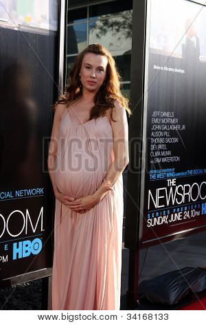 LOS ANGELES - JUN 20: Wynn Everett at HBO's