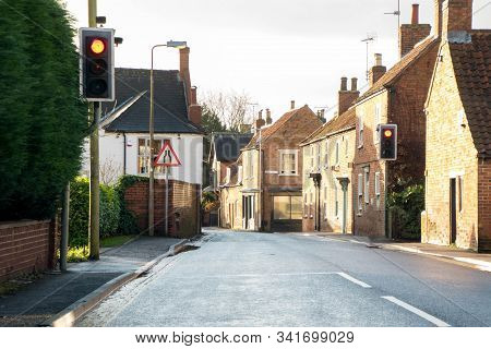 Tight Village Road Route