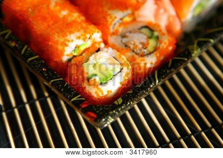 Sushi, Traditional Japanese Food
