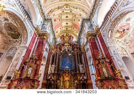 Saint Ignatius Church, Prague, Czech Republic