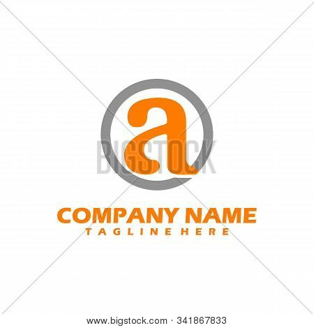 A Logo, A Logo Design, Initial A Logo, Circle A Logo, Real Estate Logo, Letter A Logo, Creat Save Do