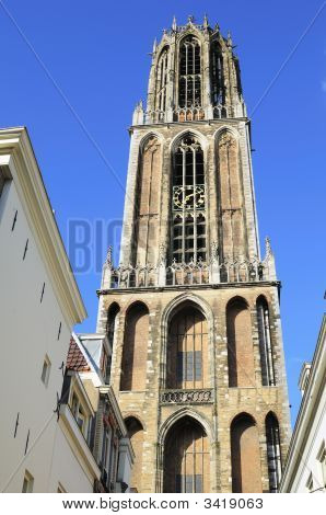 Utrecht Cathedral Tower