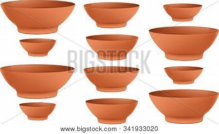 Series Of Terracotta Pots For Gardening Series Of Terracotta Pots For Gardening