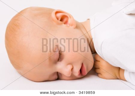 Cute Sleeping Boy