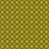 abstract Green plaid pattern as the background poster