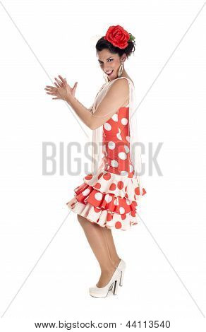 Flamenca Andalusia Clapping