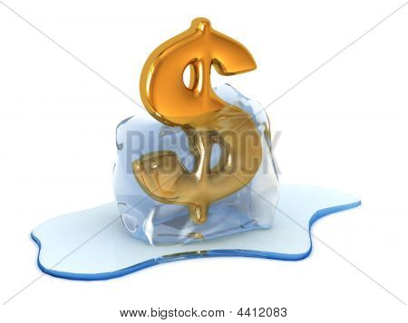 Unfreezing Dollar Sign