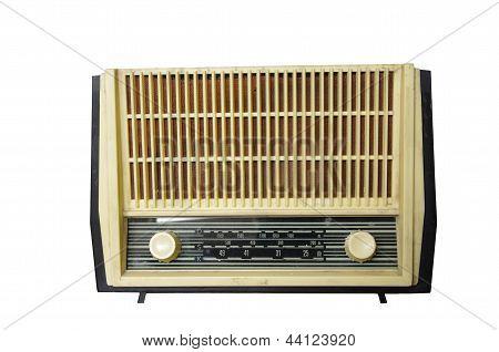 Radio antiguo Vintage