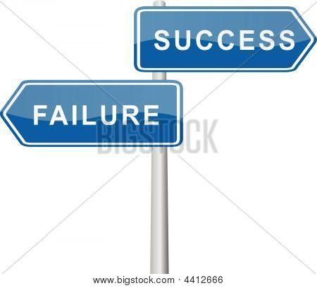 Success-Failure Signpost