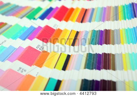 Pantone Colors Background
