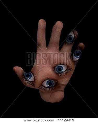 Psychic Hand