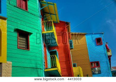 The Colors Of Caminito