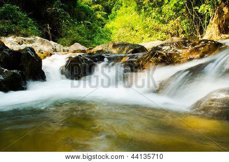 Mae Poon Waterfall