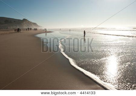 San Gregorio Beach