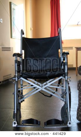 Wheelchair Hospital 1