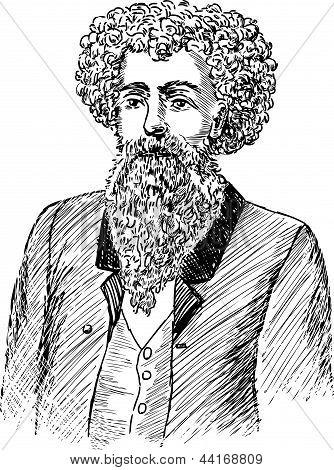 Man Of 19Th Century.eps
