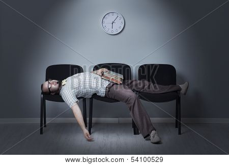 Last Job Seeker Waiting Interview