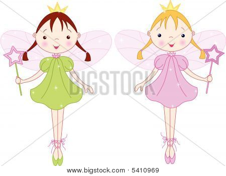 Little Fairies