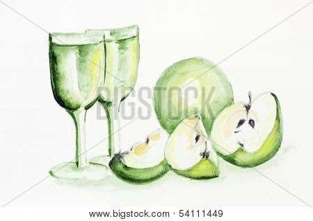 Green Cyder Party