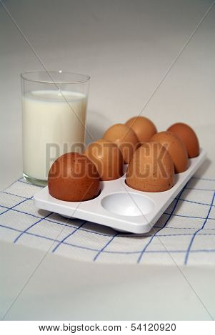 Milk And Eggs