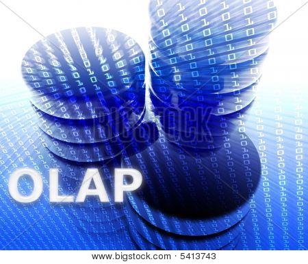 Olap Data Illustration