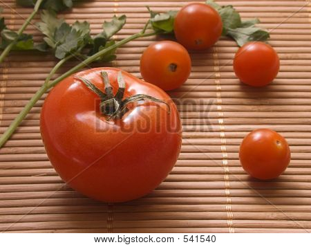 Fresh Tomatoes I