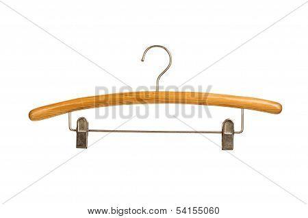 Coat Hanger Isolate