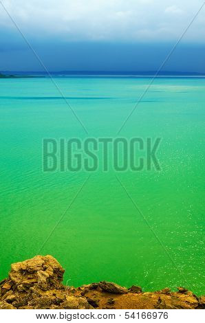 Green Seascape