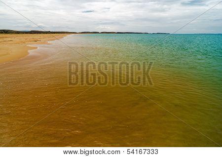 Sea And Beach
