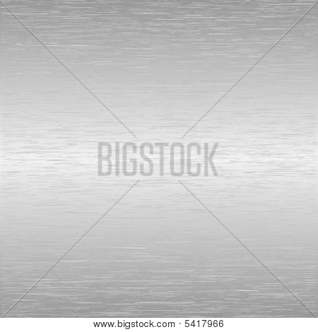 Vector Brushed Metal