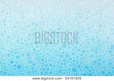 soap bubble foam background