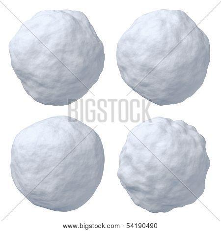 Snowballs Set