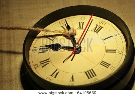 Concept of stopping time