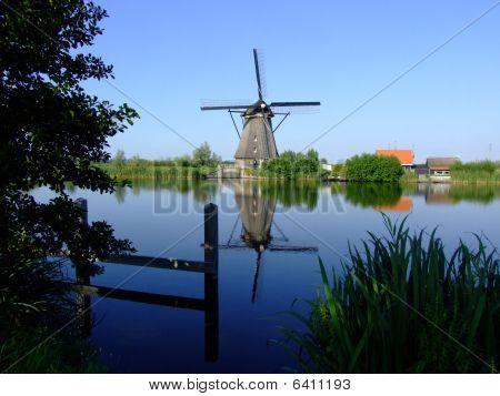 Kinderdijk - Holland