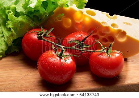 Tomato & cheese