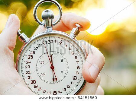 old chronometer