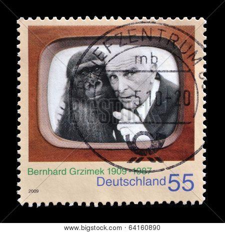 Germany stamp 2009