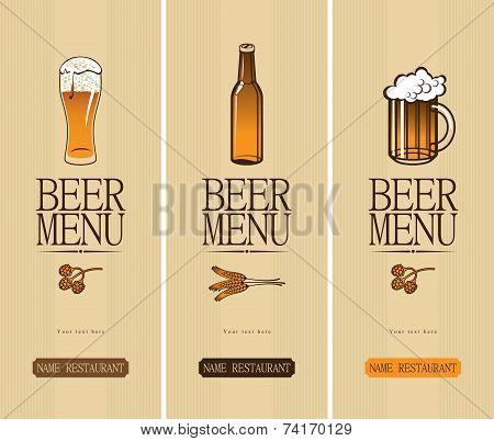 Theme of the beer