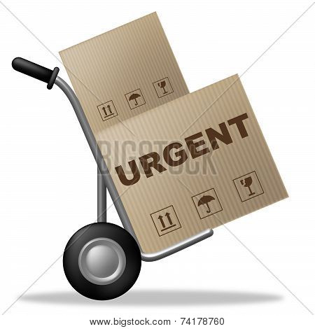 Urgent Package Shows Immediately Compelling And Product