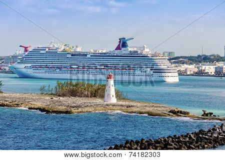 Port Of The Bahamas