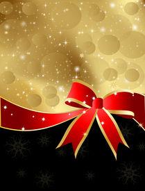 Christmas-Black And Gold